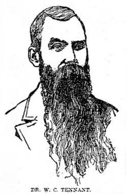 Dr William Crosley Tennant