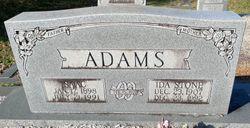 Ida <I>Stone</I> Adams