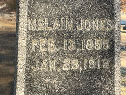 McLain Jones