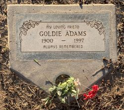 Goldie Adams
