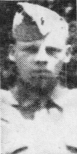 PFC Robert Durnan