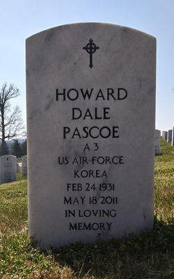 Howard Dale Pascoe