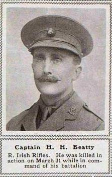 Captain Hugh Hogg Beatty