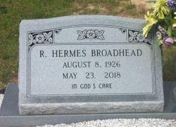 Ruffus Hermes Broadhead