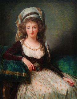 Henriette Anne Louise <I>d'Aguesseau</I> de Noailles
