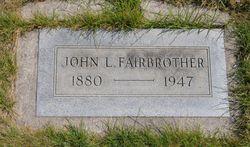 "John Lardner ""Jack"" Fairbrother Jr."