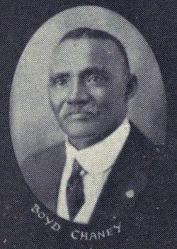 Boyd Chaney
