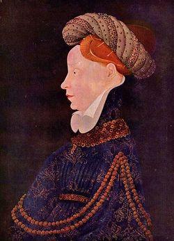 Joan <I>Valois</I> Duchess of Alençon and Countess of Perche