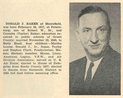 SSGT Donald Jefferson Baker Sr.
