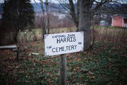 Captain John Harris Cemetery
