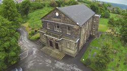 Salendine Nook Baptist Chapelyard