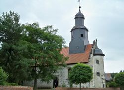 Kirchhof Osterwohle