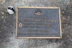 Timothy James Stevens