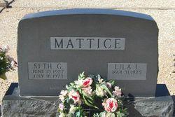 Seth G. Mattice