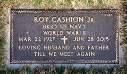 Roy Cashion Jr.