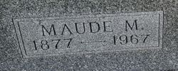 Maude M Buglass