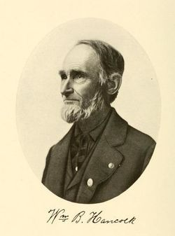 William Burr Hancock